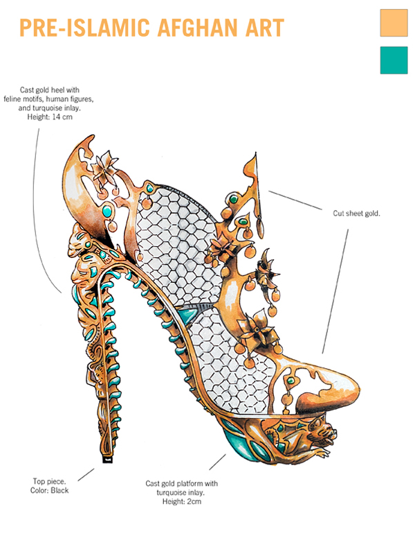 exposed a walk through history via 10 stunning pairs