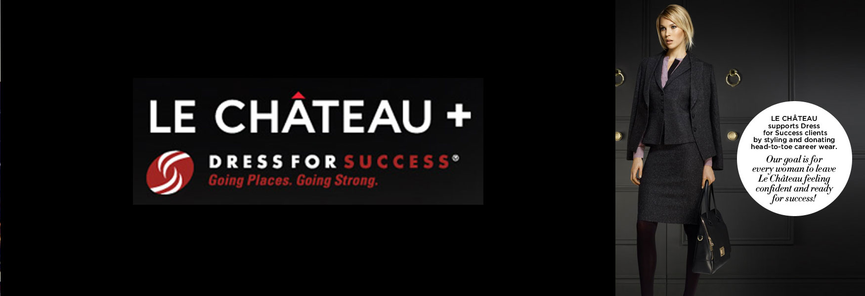 le news le ch acirc teau launches dress for success program le le news le chacircteau launches dress for success program le chateau blog